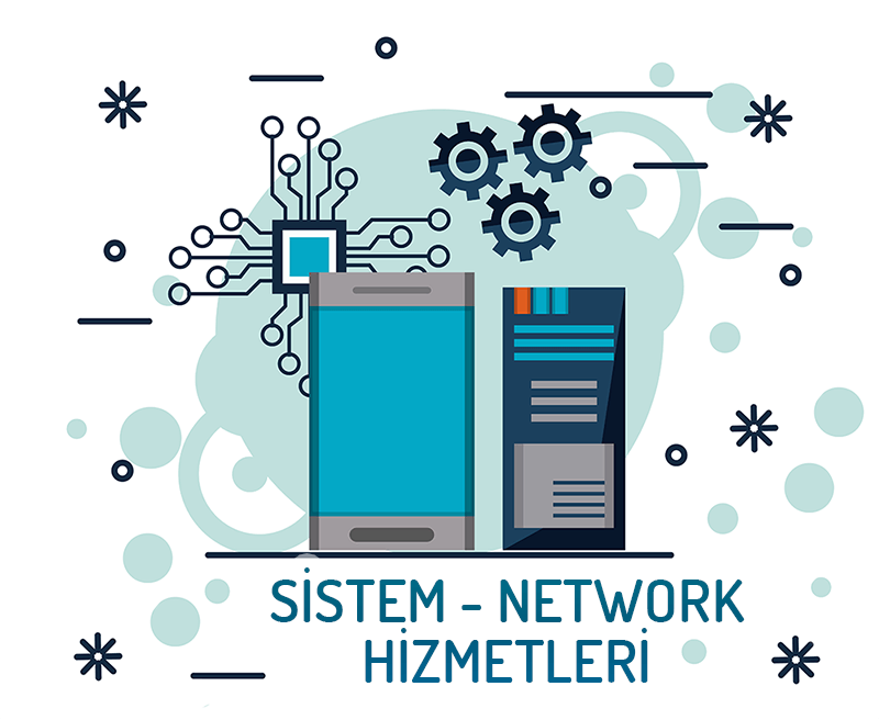 Sistem Yönetimi ve izleme (Monitoring)